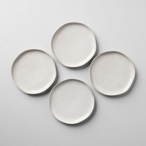 Hearth & Hand Stoneware salad plate farmhouse set